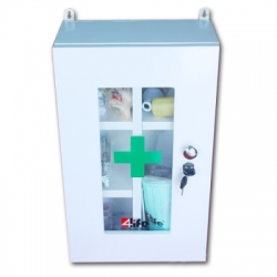 4LIFE WOODEN BOX FIRST AID BALIDIVESHOP  large