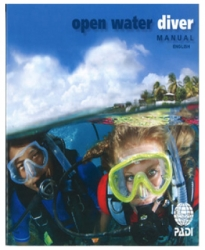 BASIC OPEN WATER MANUAL BOOK BALIDIVESHOP  large