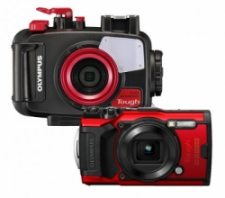 CAMERA OLYMPUS TG 6 WITH HOUSING BALIDIVESHOP 2  large