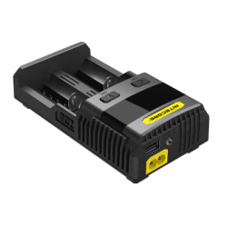 CHARGER NITECORE SUPERB SMART SC2 DOUBLE SLOT BALIDIVESHOP 2  large
