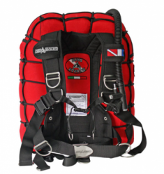 DIVE SYSTEM TECHNICAL BCD FLY TECH BALIDIVESHOP  large