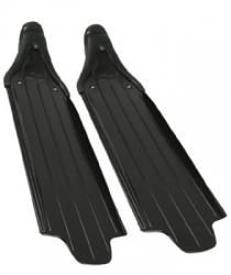 FIN BLADE C4 WAHOO PLASTIC 1 PAIR BALIDIVESHOP  large