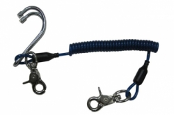 Heavy Duty Shock Line AmScuD with Wire SS Hook  large