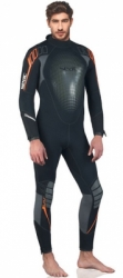 LONG WETSUIT SEAC KOMODA MEN 5MM BALIDIVESHOP  large