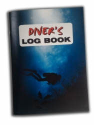 Log book divers  large