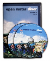 PADI BASIC OPEN WATER DVD BALIDIVESHOP  large