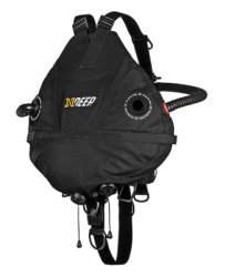 Side Mount BCD XDEEP Stealth 2.0 REC RB Full Setup BALIDIVESHOP 1  large