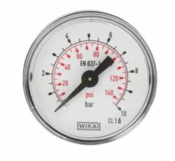 WIKA GAUGE 10BAR BALIDIVESHOP  large
