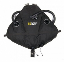 XDEEP STEALTH 2.0 TEC RB WING ONLY BALIDIVESHOP  large