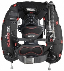 bcd seac icaro 2000 bali dive shop  large