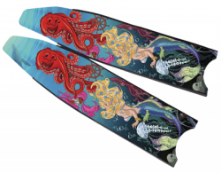 blade fin leaderfin sea queen limited editions balidiveshop  large