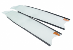 blade leaderfins epoxy ice balidiveshop  large