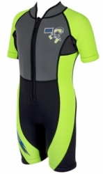 d ISTWSK03   short wetsuit ist junior01  large