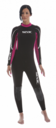 d long wetsuit relax reac balidiveshop  large