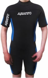 d short wetsuit aquatec balidiveshop1  large