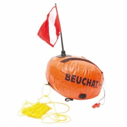 d signal buoy round beuchat 2 layer balidiveshop  large