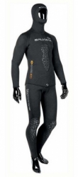 d wetsuit salvimar wet drop cell 3.5mm balidiveshop  large