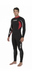 d wetsuit seac relax  balidiveshop  large