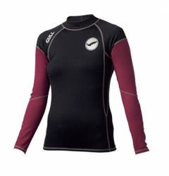 gw 6605 rash guard gull women purple balidiveshop 1  large