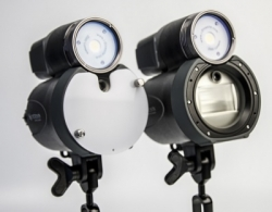 large strobe video light idas symbiosis 3