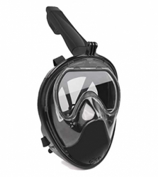 mask full face zeepro  large