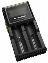 nitecore digicharger universal battery charger for li ion and nimh d2eu d4eu  large