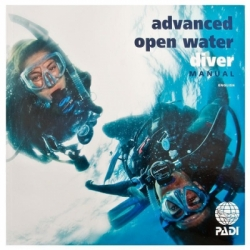 padi advace open water manual book balidivshop  large