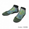 sock ist spandex green camo 1  medium